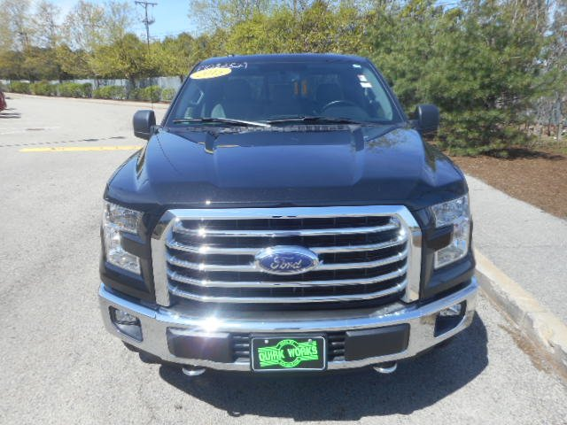 2015 F-150 Super Cab 4x4, Pickup #F103252-1 - photo 3