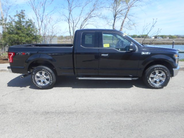 2015 F-150 Super Cab 4x4, Pickup #F103252-1 - photo 4