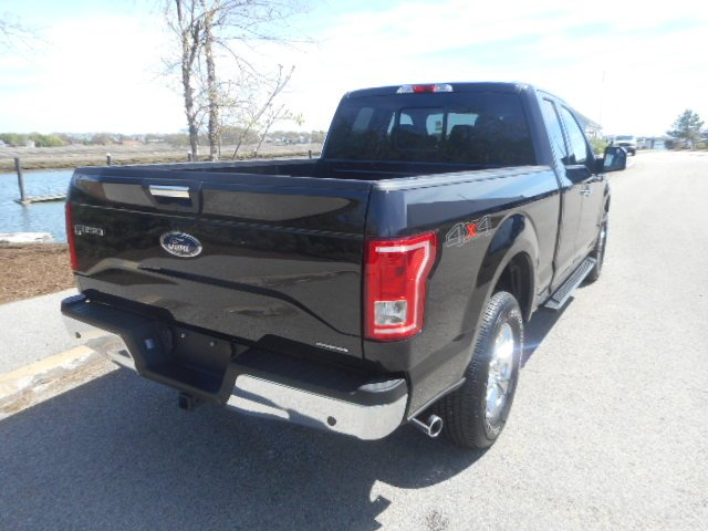 2015 F-150 Super Cab 4x4, Pickup #F103252-1 - photo 2