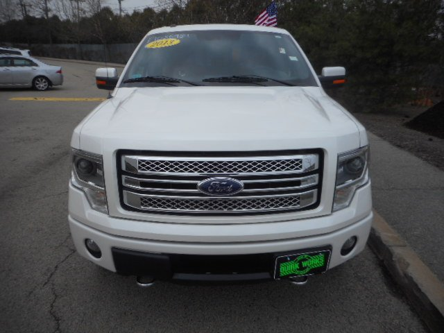 2013 F-150 SuperCrew Cab 4x4, Pickup #F103693-1 - photo 3