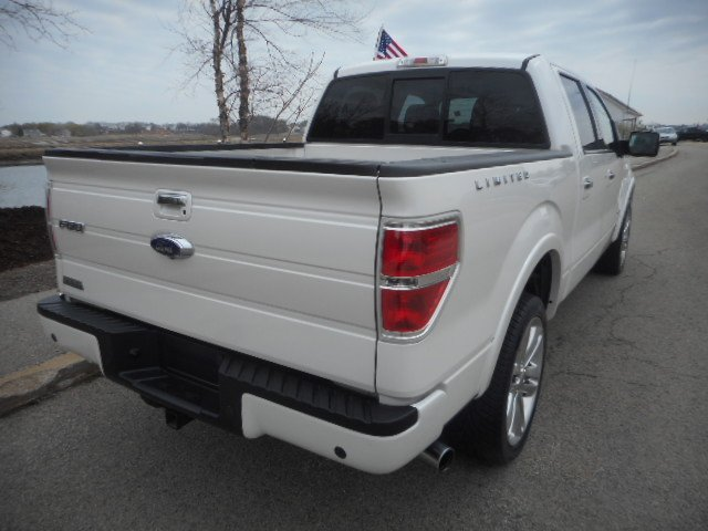 2013 F-150 SuperCrew Cab 4x4, Pickup #F103693-1 - photo 2