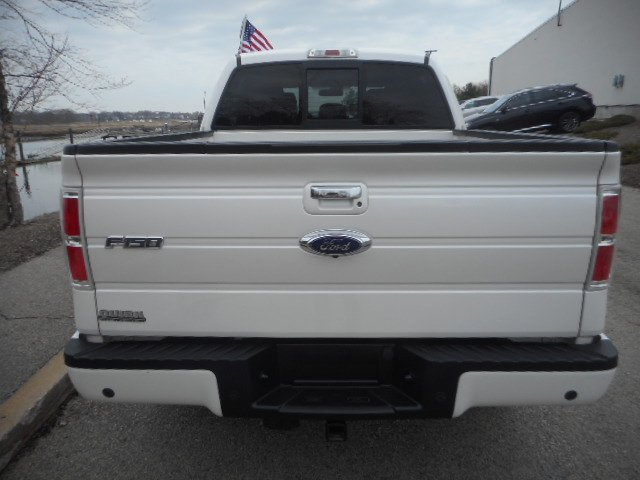 2013 F-150 SuperCrew Cab 4x4, Pickup #F103693-1 - photo 5