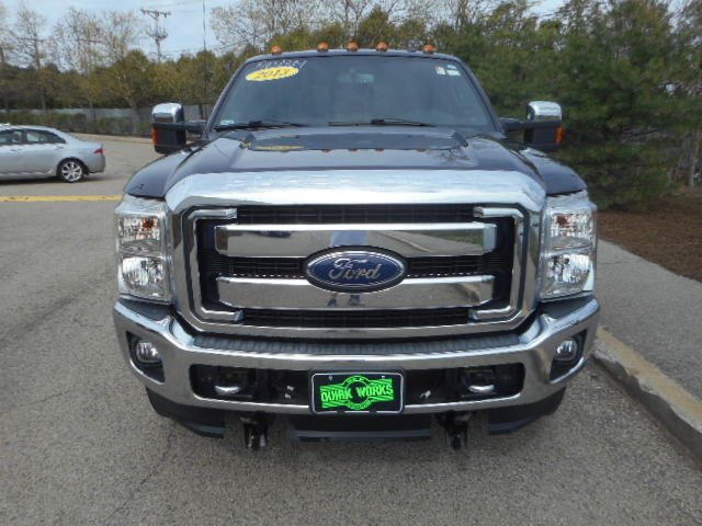 2013 F-350 Crew Cab 4x4, Pickup #F104333-1 - photo 3