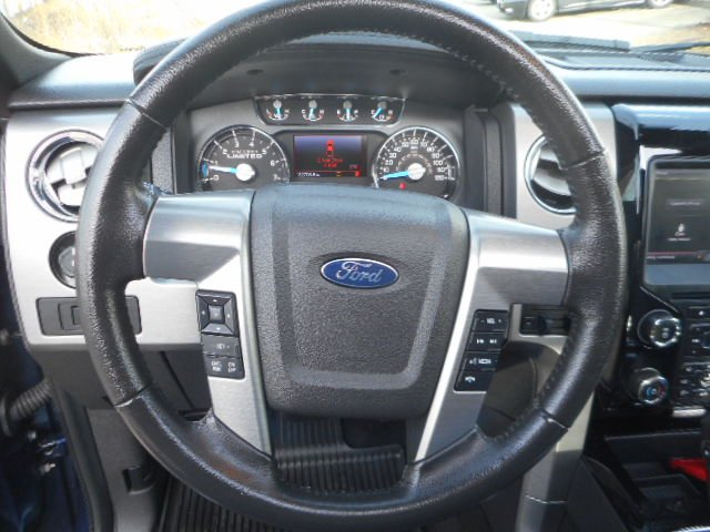 2014 F-150 SuperCrew Cab 4x4, Pickup #F104412-1 - photo 14