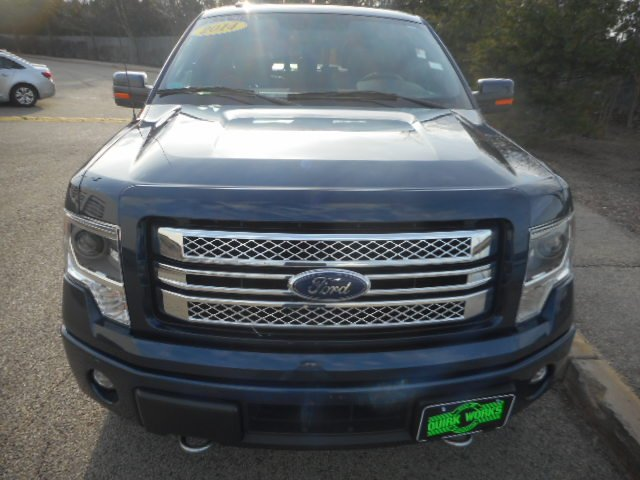 2014 F-150 SuperCrew Cab 4x4, Pickup #F104412-1 - photo 3