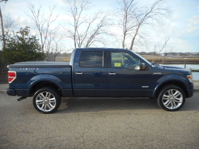 2014 F-150 SuperCrew Cab 4x4, Pickup #F104412-1 - photo 4