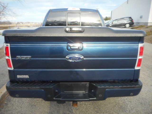 2014 F-150 SuperCrew Cab 4x4, Pickup #F104412-1 - photo 5