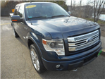 2014 F-150 SuperCrew Cab 4x4, Pickup #F104412-1 - photo 1