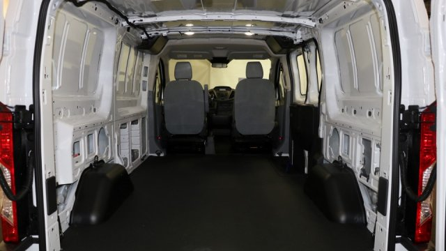 2017 Transit 350 Low Roof, Cargo Van #F104580 - photo 2