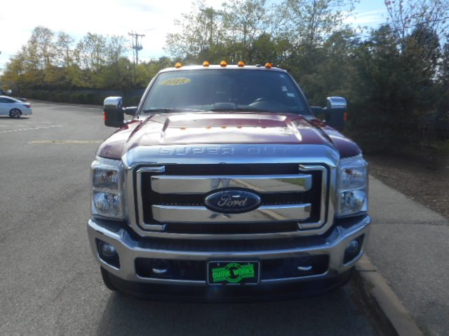 2015 F-350 Crew Cab 4x4, Pickup #F104607-1 - photo 3