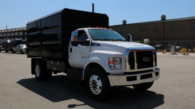 2017 F-650 Regular Cab, Iroquois Chipper Body #F104714 - photo 1