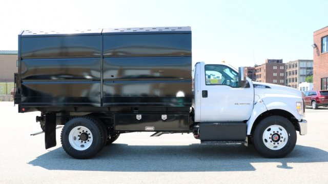 2017 F-650 Regular Cab, Iroquois Chipper Body #F104714 - photo 3