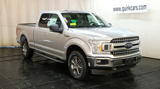 2018 F-150 Super Cab 4x4,  Pickup #F105462 - photo 1