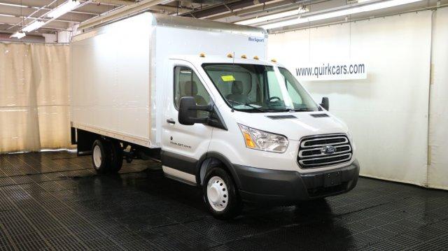 Ford Transit 350 Hd Trucks Quincy Ma