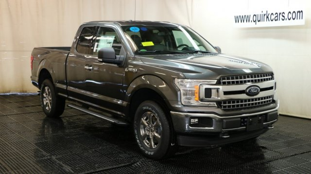 2018 F-150 Super Cab 4x4, Pickup #F105553 - photo 1