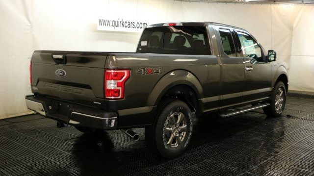 2018 F-150 Super Cab 4x4, Pickup #F105553 - photo 2