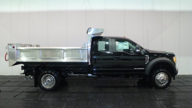 2017 F-550 Super Cab DRW 4x4, Galion Dump Body #F105565 - photo 3