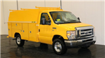 2017 E-350, Reading Service Utility Van #F105679 - photo 1