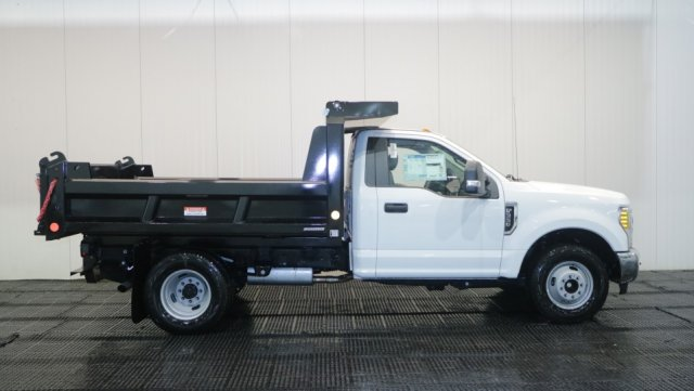 2017 F-350 Regular Cab DRW,  Reading Dump Body #F105686 - photo 3