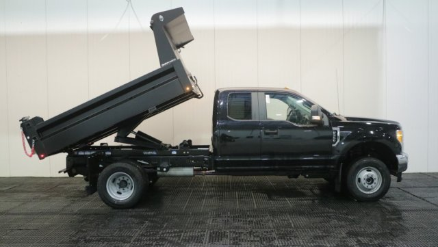 2017 F-350 Super Cab DRW 4x4,  Duramag Dump Dump Body #F105723 - photo 4