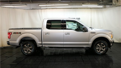 2018 F-150 SuperCrew Cab 4x4, Pickup #F105728 - photo 3