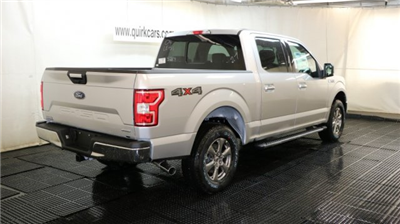 2018 F-150 SuperCrew Cab 4x4, Pickup #F105728 - photo 2