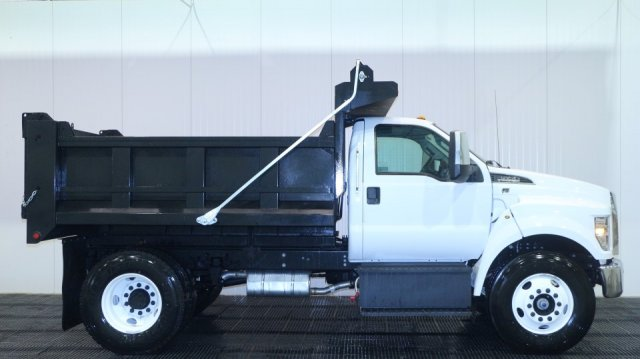 2017 F-650 Regular Cab DRW, Galion Dump Body #F105830 - photo 3