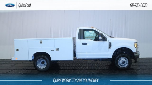 2017 F-350 Regular Cab DRW 4x4, Reading Service Body #F105865 - photo 3