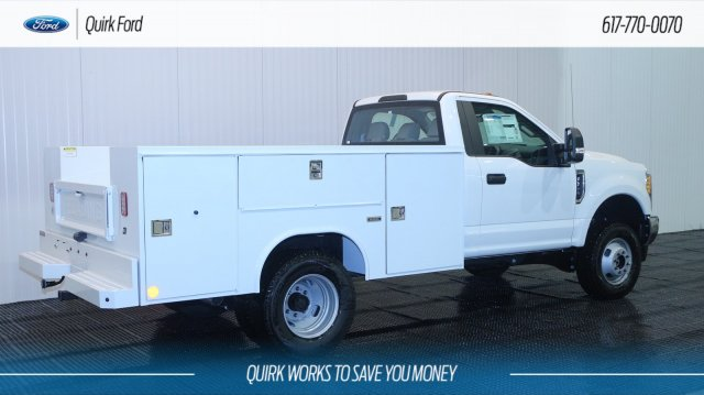 2017 F-350 Regular Cab DRW 4x4, Reading Service Body #F105865 - photo 2