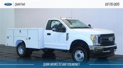2017 F-350 Regular Cab DRW 4x4,  Reading SL Service Body #F105865 - photo 1