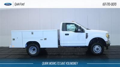 2017 F-350 Regular Cab DRW 4x4,  Reading SL Service Body #F105865 - photo 3