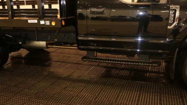 2017 F-350 Regular Cab DRW 4x4, Reading Stake Bed #F105867 - photo 9