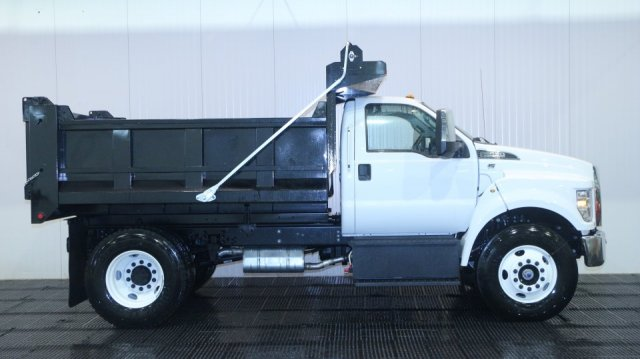 2017 F-650 Regular Cab DRW, Godwin Manufacturing Co. Dump Body #F105870 - photo 3