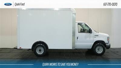2017 E-350,  Dejana Truck & Utility Equipment DuraCube II Cargo Van Cutaway Van #F105927 - photo 3
