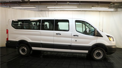 2018 Transit 350 Low Roof,  Passenger Wagon #F105956 - photo 3