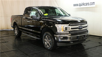 2018 F-150 Super Cab 4x4, Pickup #F105978 - photo 1