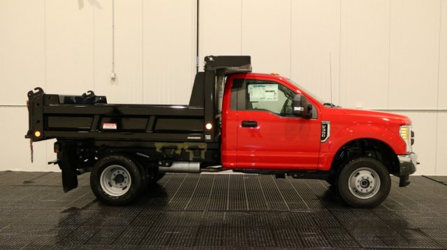 2017 F-350 Regular Cab DRW 4x4, Reading Dump Body #F106015 - photo 3