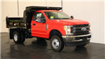 2017 F-350 Regular Cab DRW 4x4, Reading Dump Body #F106015 - photo 1