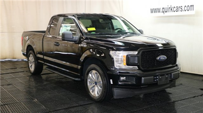 2018 F-150 Super Cab, Pickup #F106020 - photo 1