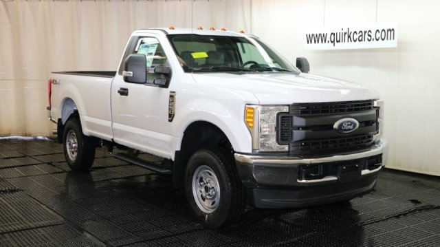 2017 F-250 Regular Cab 4x4 Pickup #F106043 - photo 1