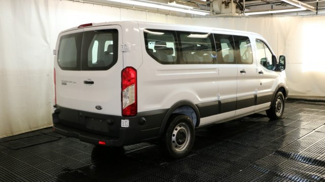 2018 Transit 350 Low Roof,  Passenger Wagon #F106049 - photo 2