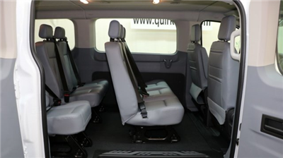 2018 Transit 350 Low Roof,  Passenger Wagon #F106049 - photo 6