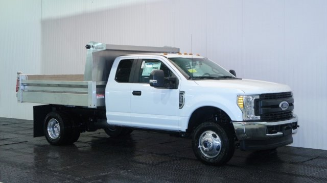 2017 F-350 Super Cab DRW 4x4, Duramag Dump Dump Body #F106105 - photo 1