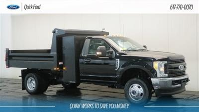 2017 F-350 Regular Cab DRW 4x4,  Duramag Dump Body #F106123 - photo 1