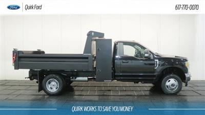 2017 F-350 Regular Cab DRW 4x4,  Duramag Dump Body #F106123 - photo 3