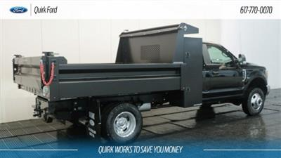 2017 F-350 Regular Cab DRW 4x4,  Duramag Dump Body #F106123 - photo 2