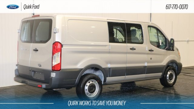 2018 Transit 250 Low Roof 4x2,  Empty Cargo Van #F106145 - photo 4