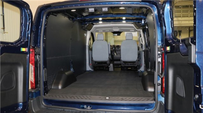 2018 Transit 250 Low Roof, Cargo Van #F106159 - photo 2