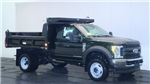 2017 F-550 Regular Cab DRW 4x4, Reading Dump Body #F106215 - photo 1