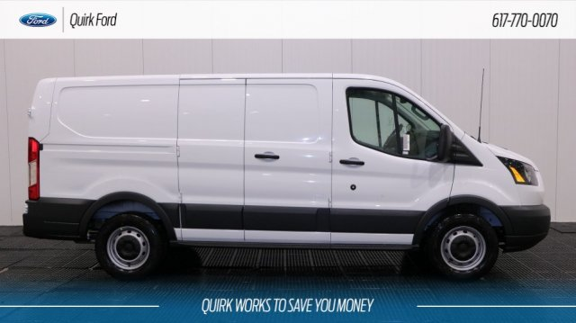 2018 Transit 150 Low Roof, Cargo Van #F106221 - photo 3